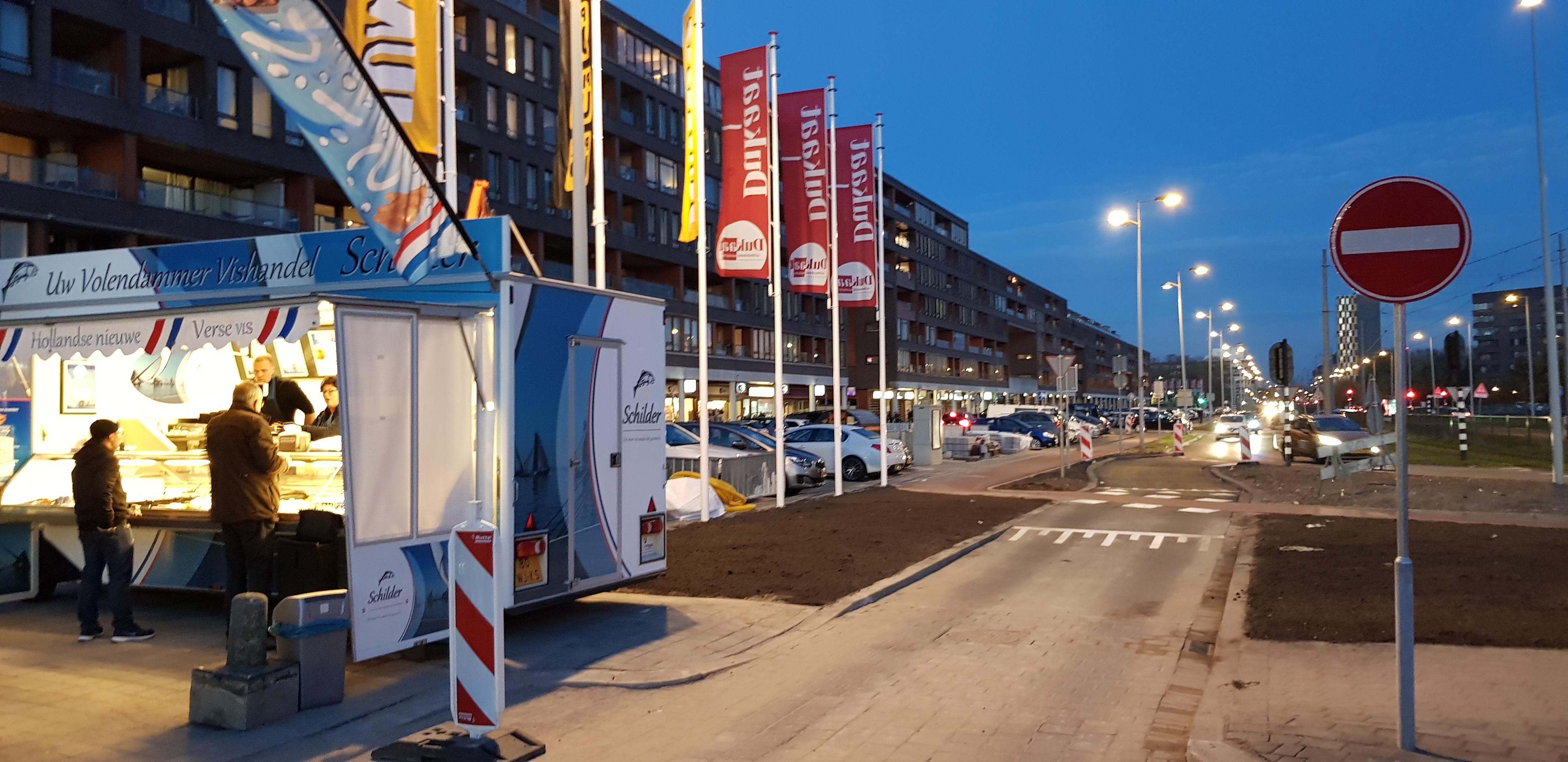 Verkeerscirculatie plan De Dukaat is gereed
