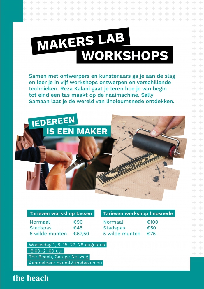 Makers Lab Workshops