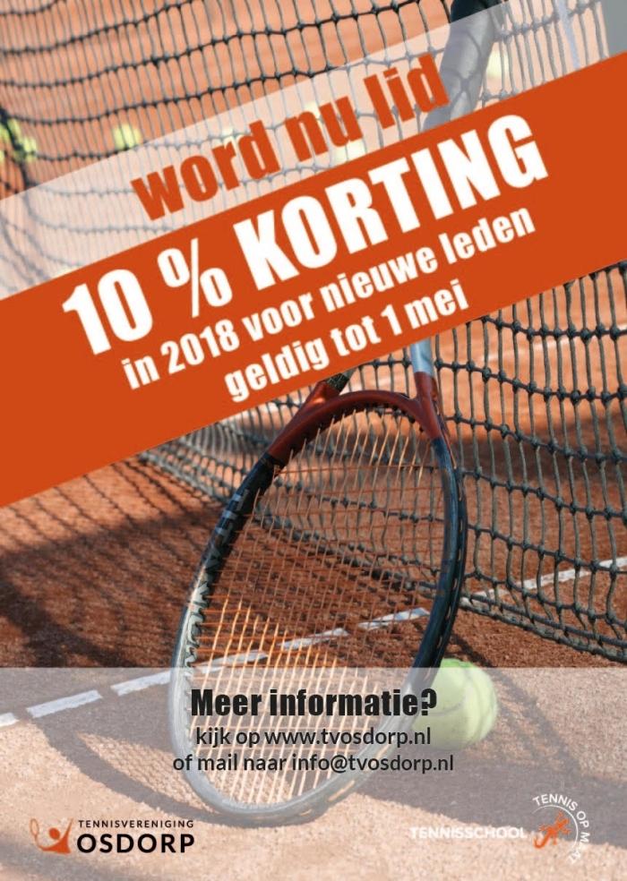 Open Dag Tennisvereniging Osdorp