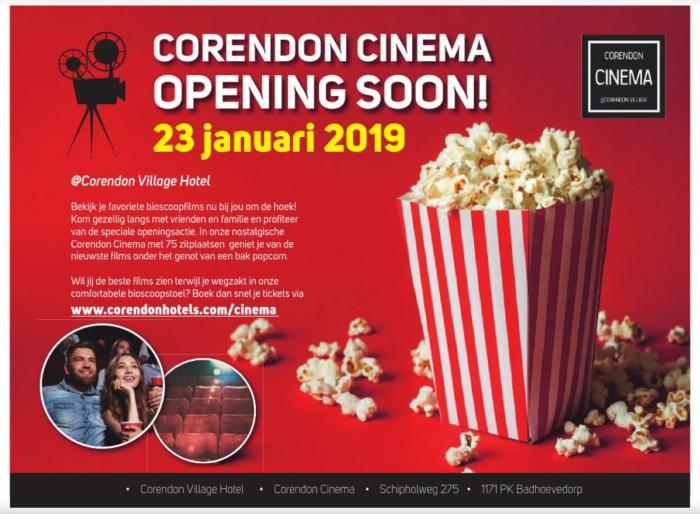 Corendon Cinema Badhoevedorp