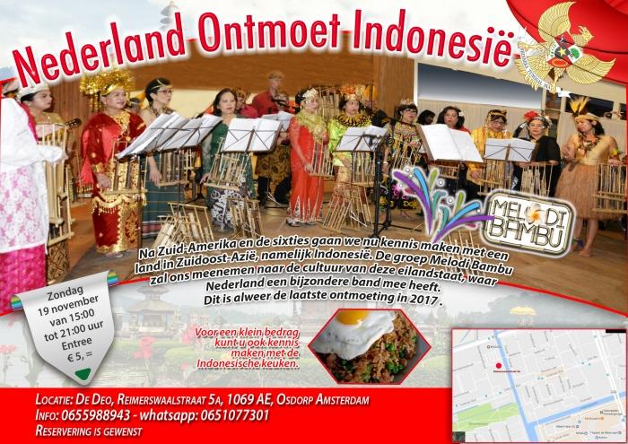 Nederland ontmoet Indonesie